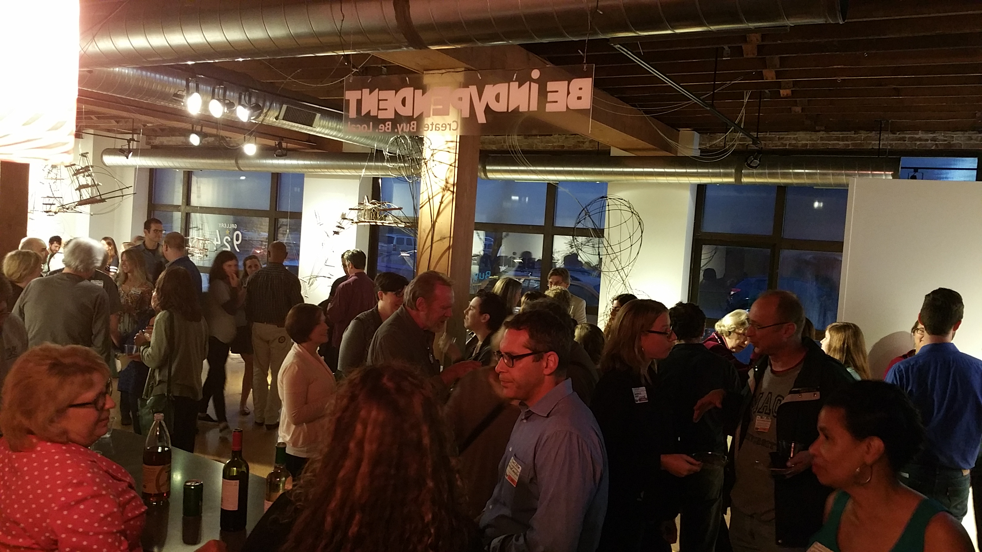 Gallery 924 event