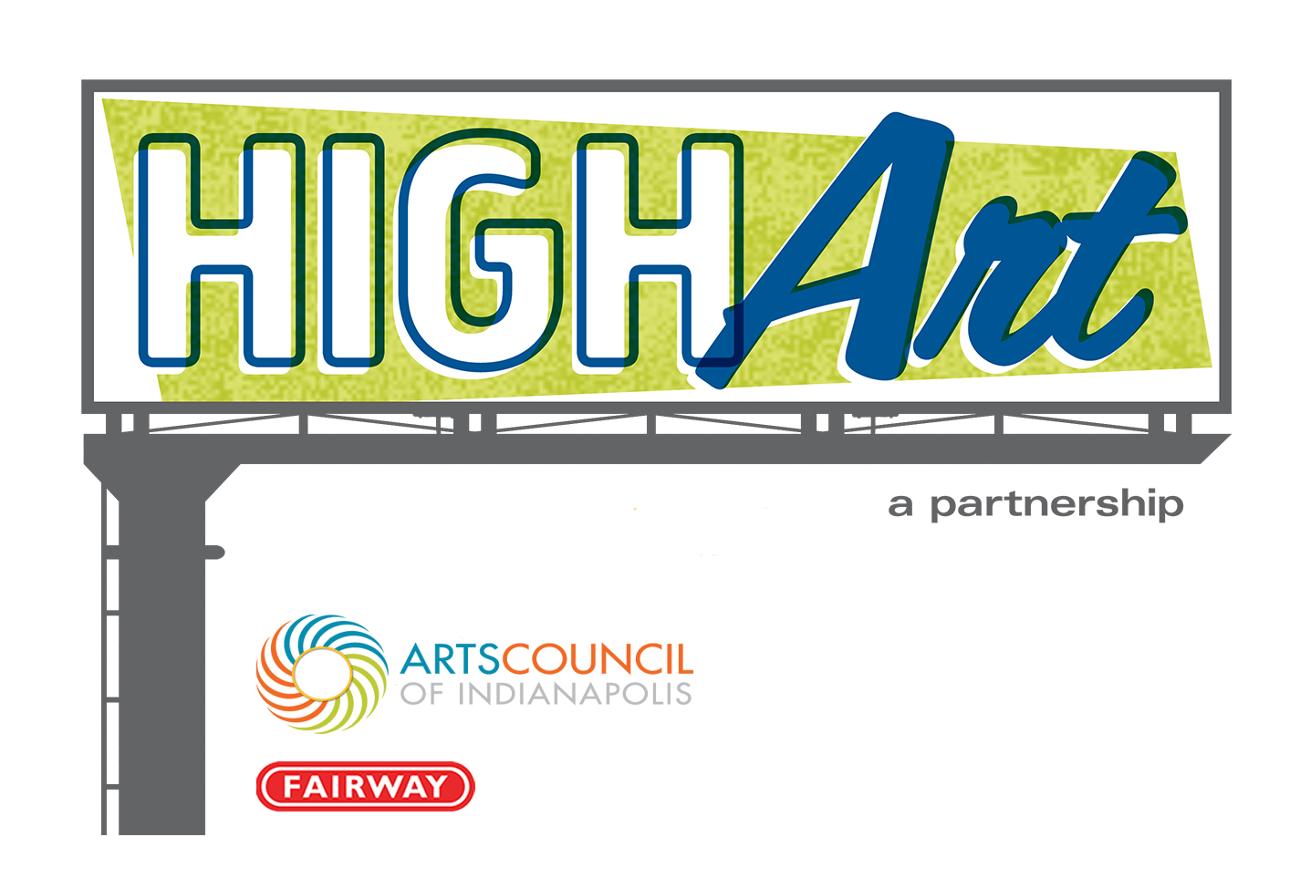 2017 High Art Logo