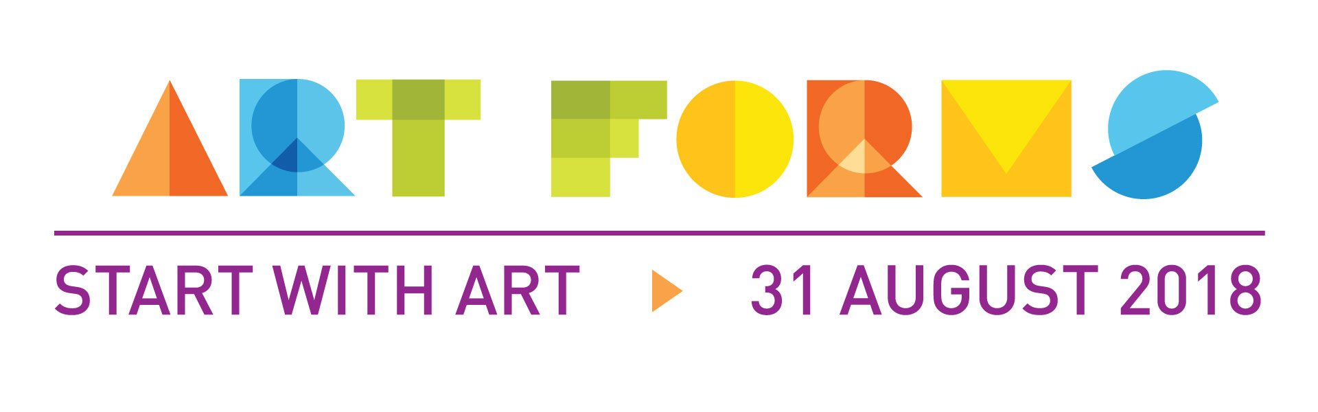 Art Forms | Start with Art 2018
