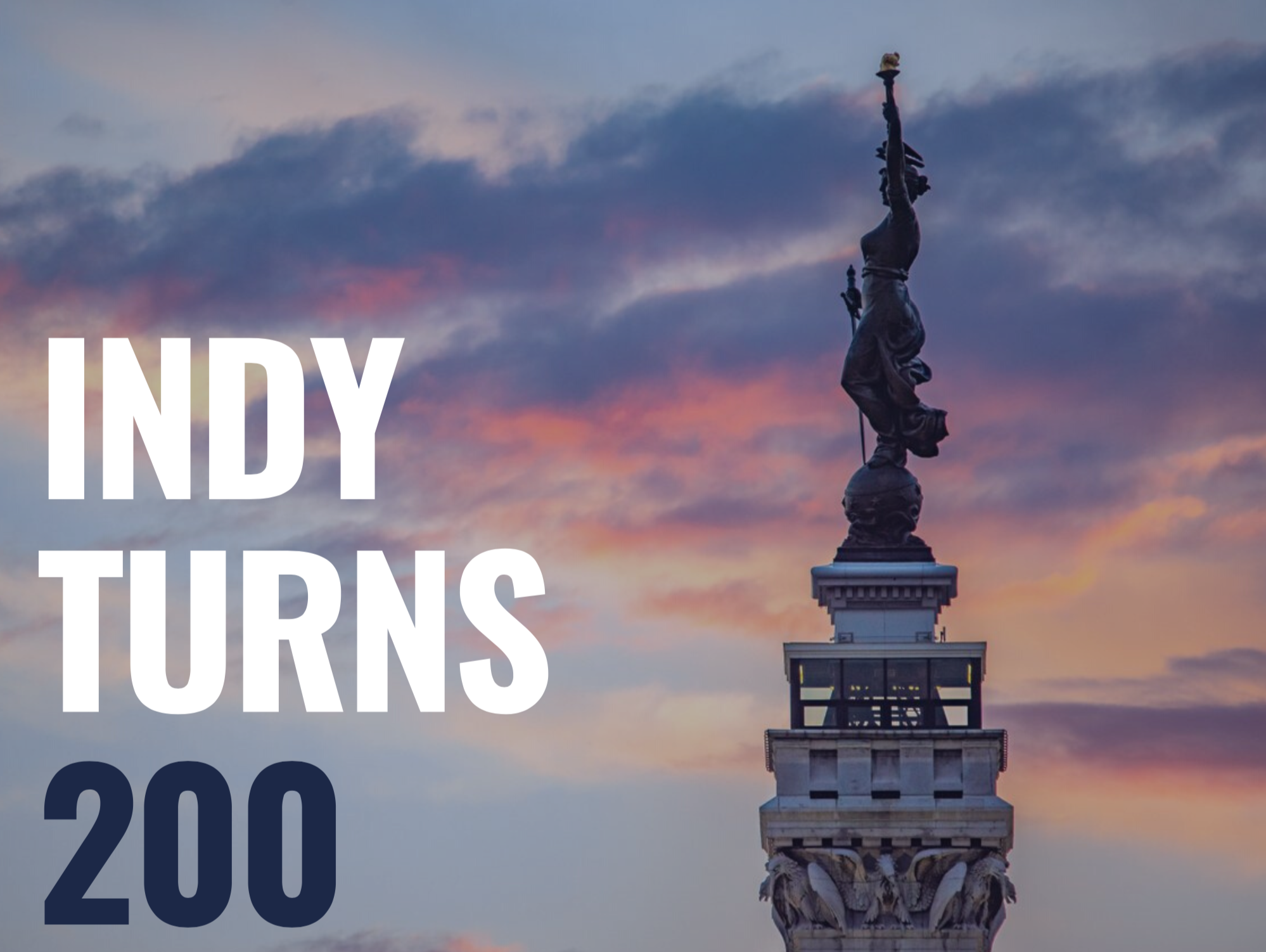 Indy Turns 200