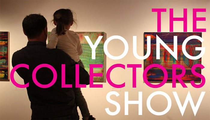 Young Collectors Postcard Front