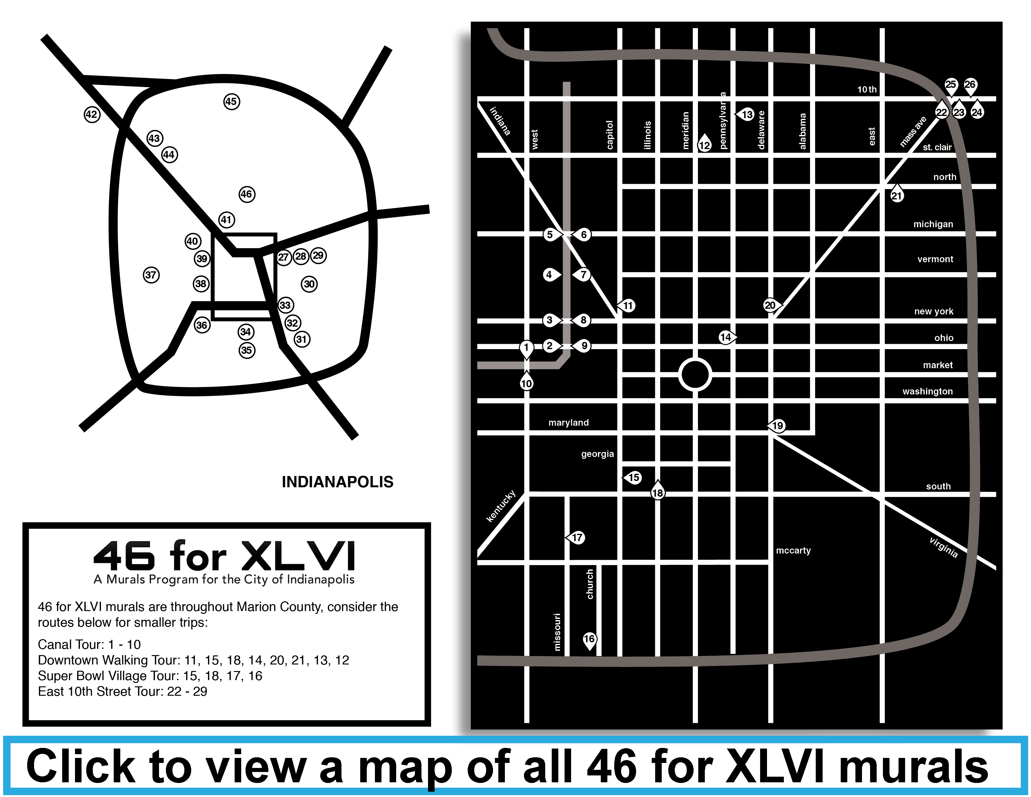 Click to view 46 for XLVI map