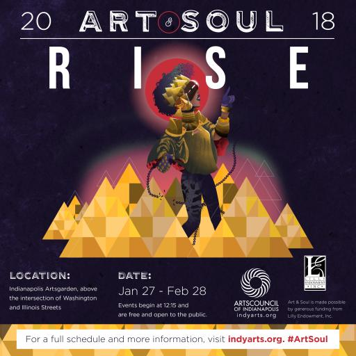 Art & Soul 2018 - Instagram
