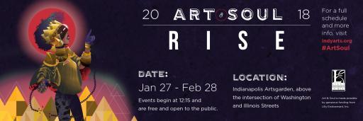 Art & Soul 2018 - Twitter Banner