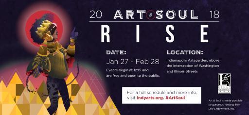 Art & Soul 2018 - Web Banner